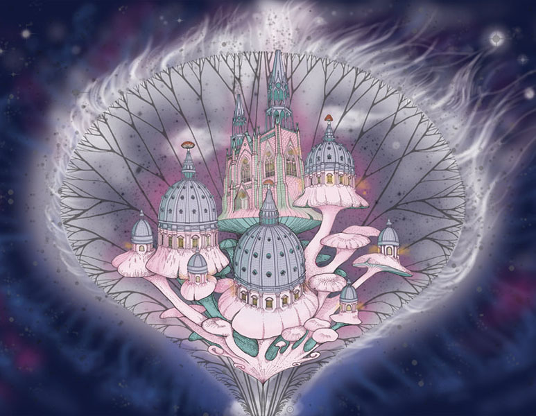 Mycelial Kingdom