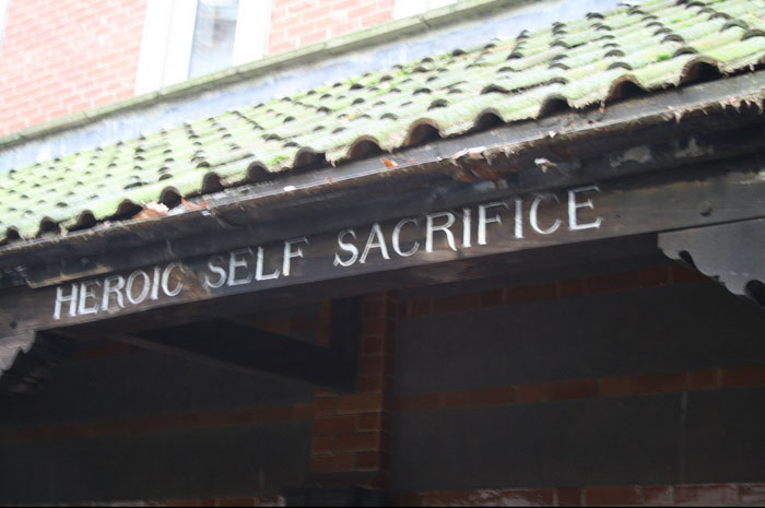 self-sacrifice